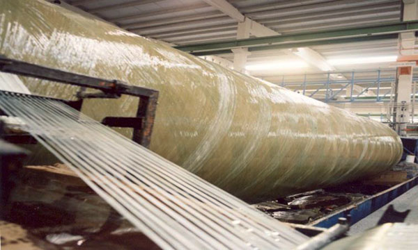 filament winding process