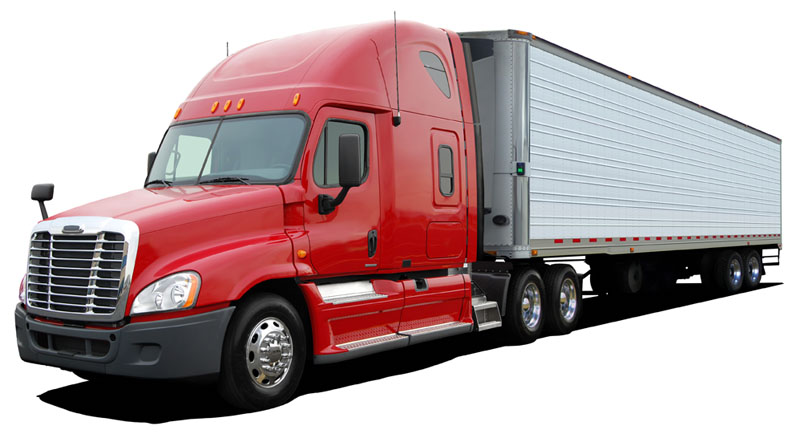 Superior Huntingdon Composite's sturctural and semi-structural products used in tractor trailer cabs